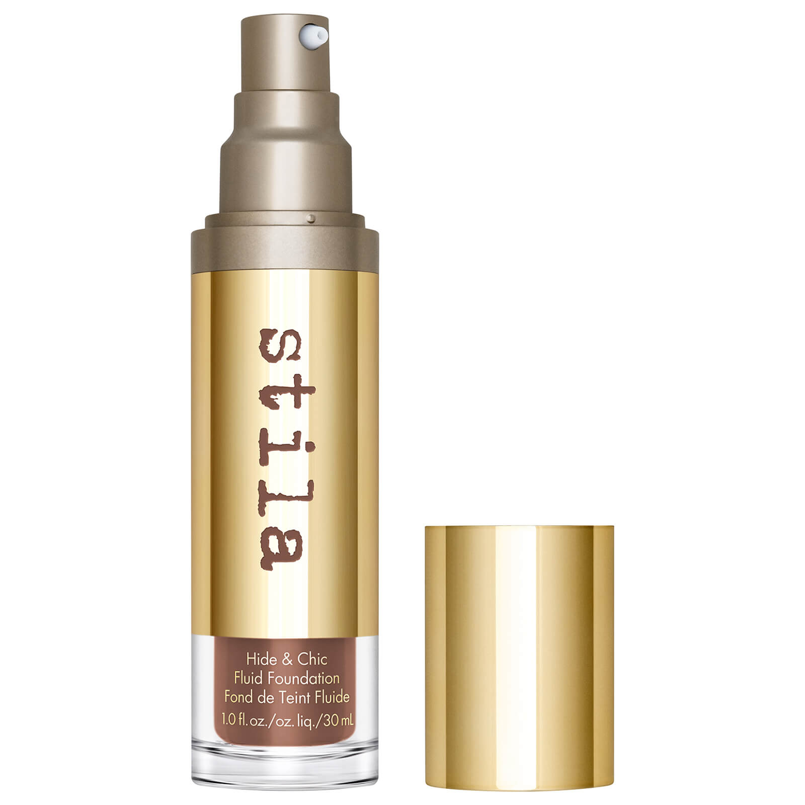 Купить Stila Hide and Chic Fluid Foundation 30ml (Various Shades) - Deep 3