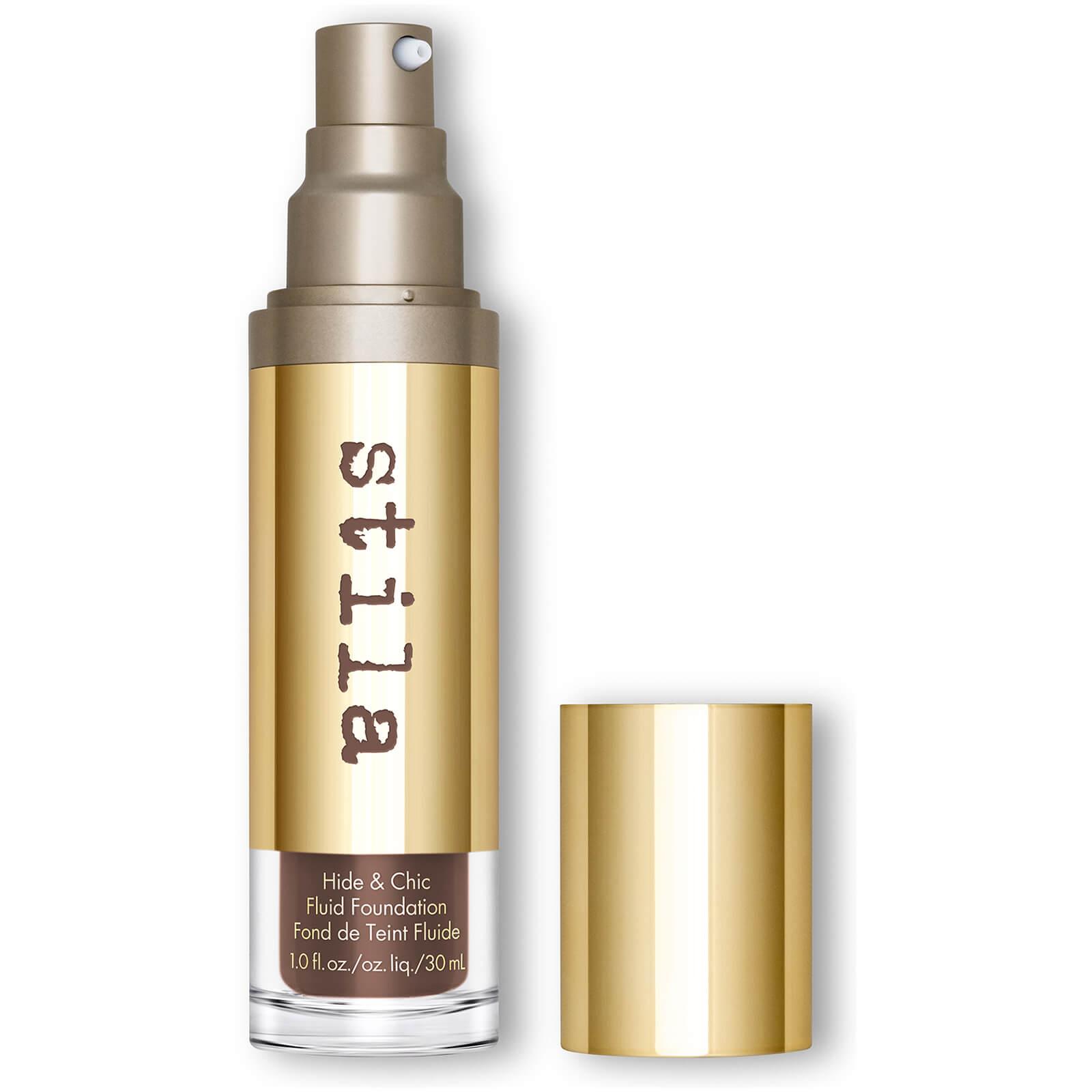 Купить Stila Hide and Chic Fluid Foundation 30ml (Various Shades) - Deep 5