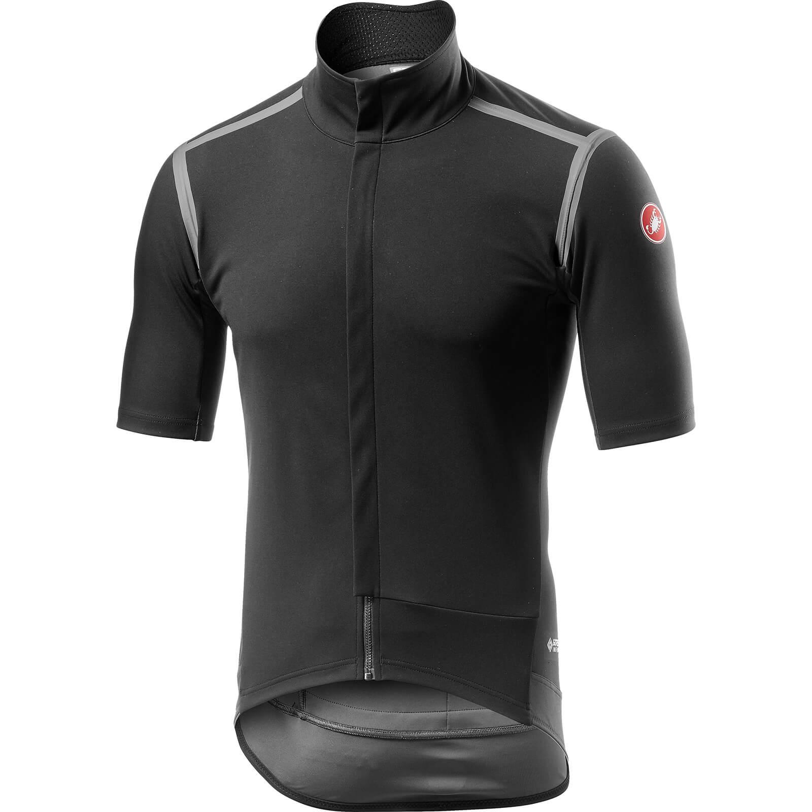 Image of Castelli Gabba RoS Jersey - XL - Light Black