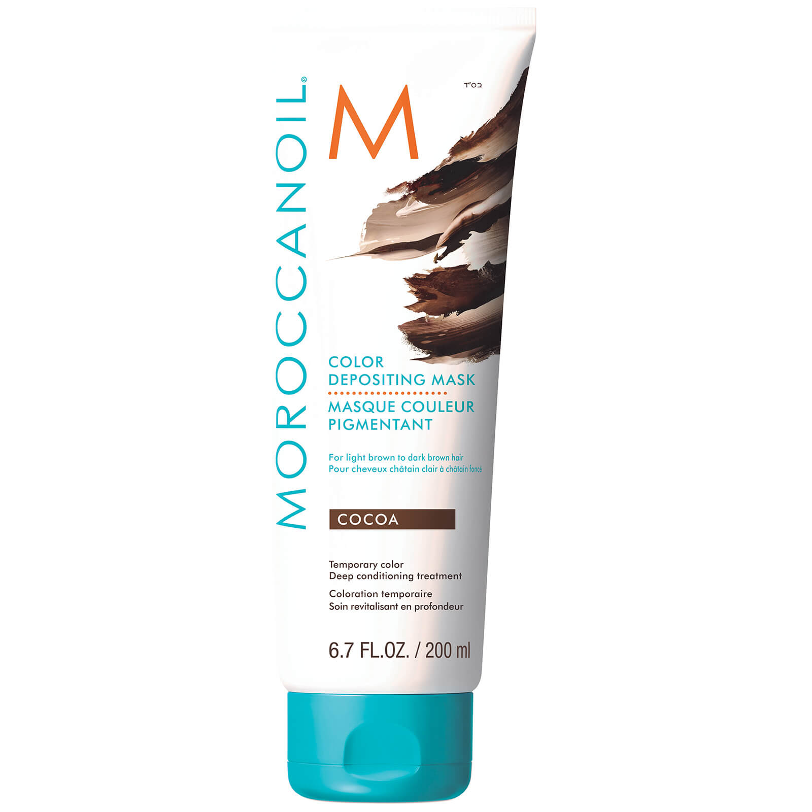 Moroccanoil Color Depositing Mask 200ml (Various Shades) - Cocoa