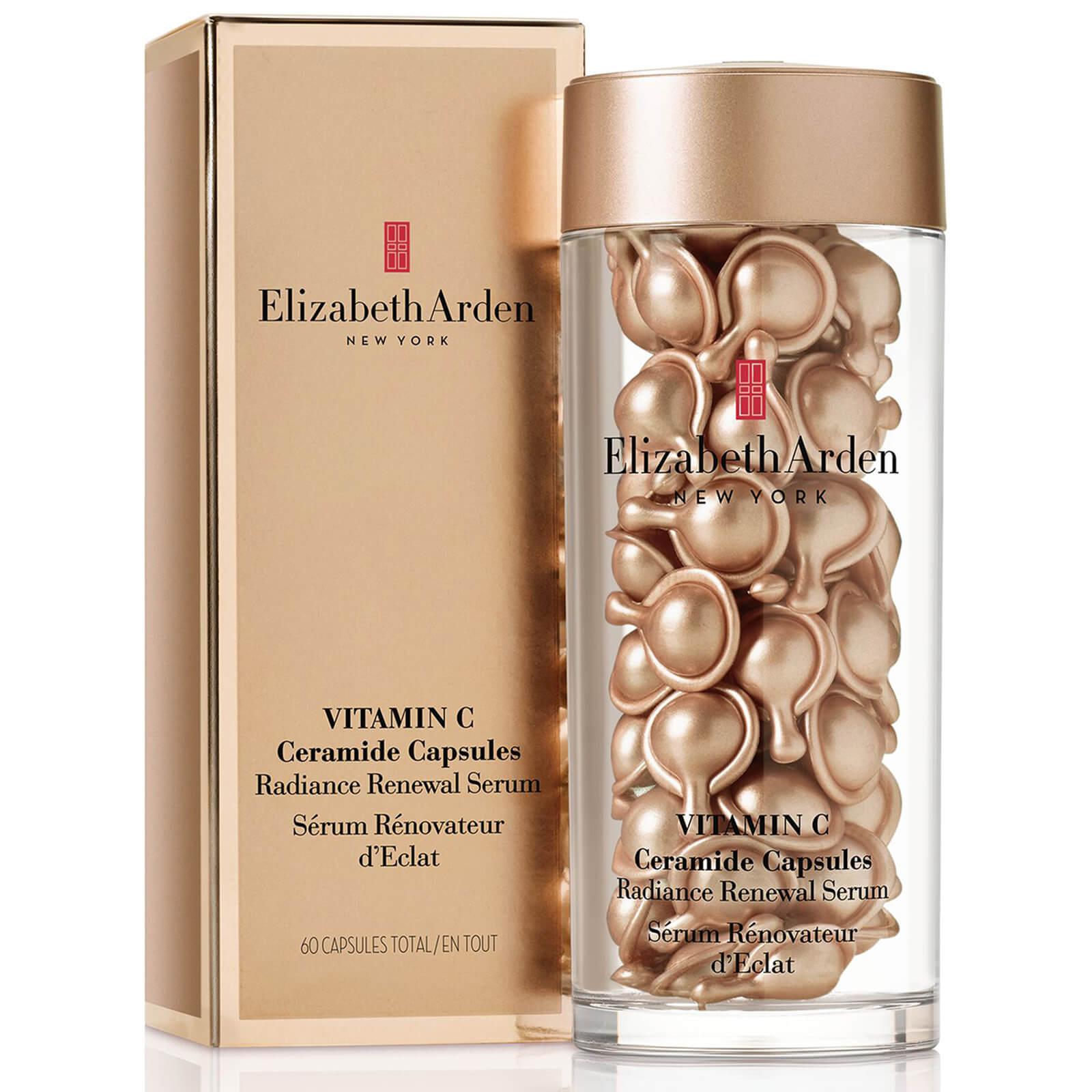 Купить Elizabeth Arden Vitamin C Ceramide Capsules Radiance Renewal Serum 60pc