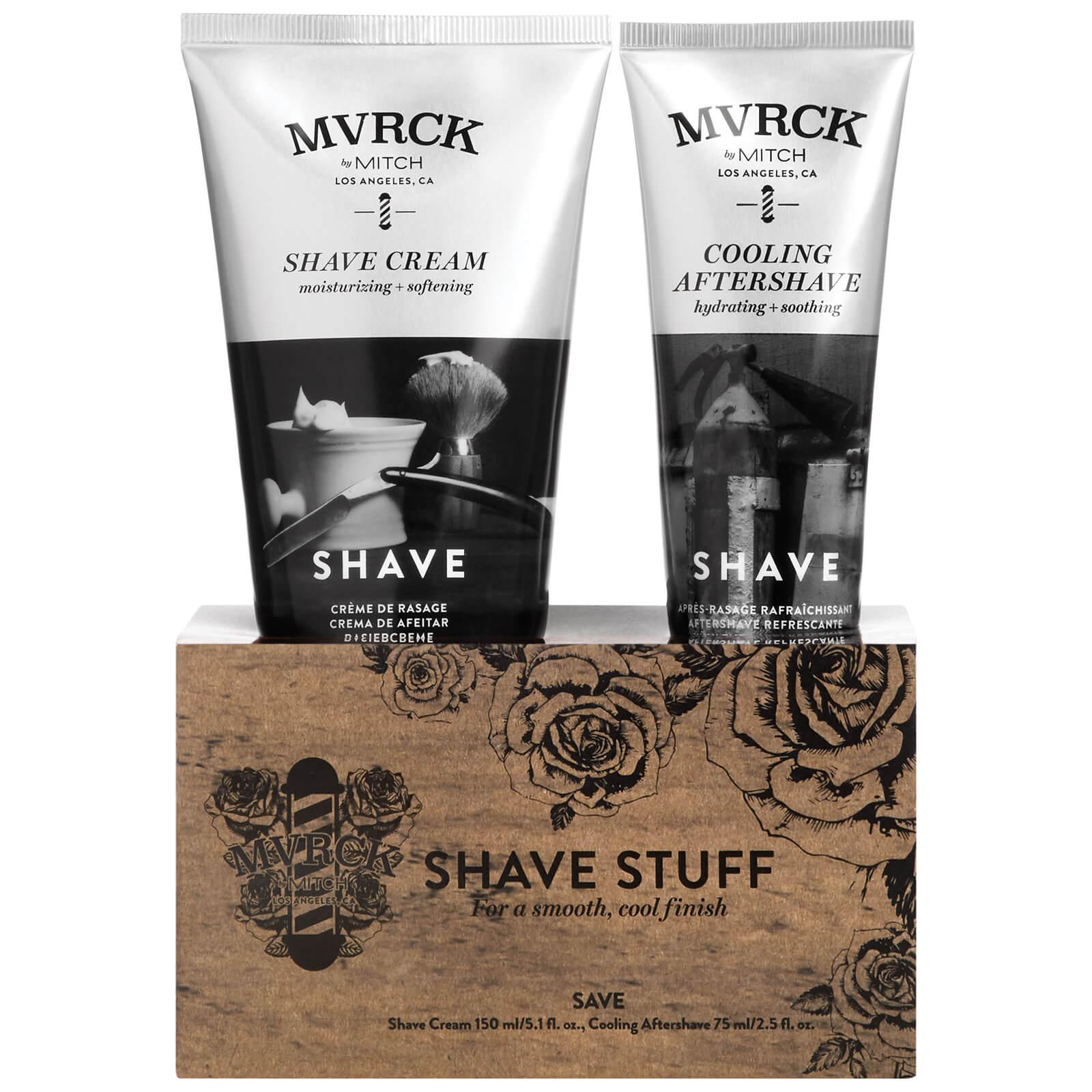 Paul Mitchell MVRCK Shave Stuff