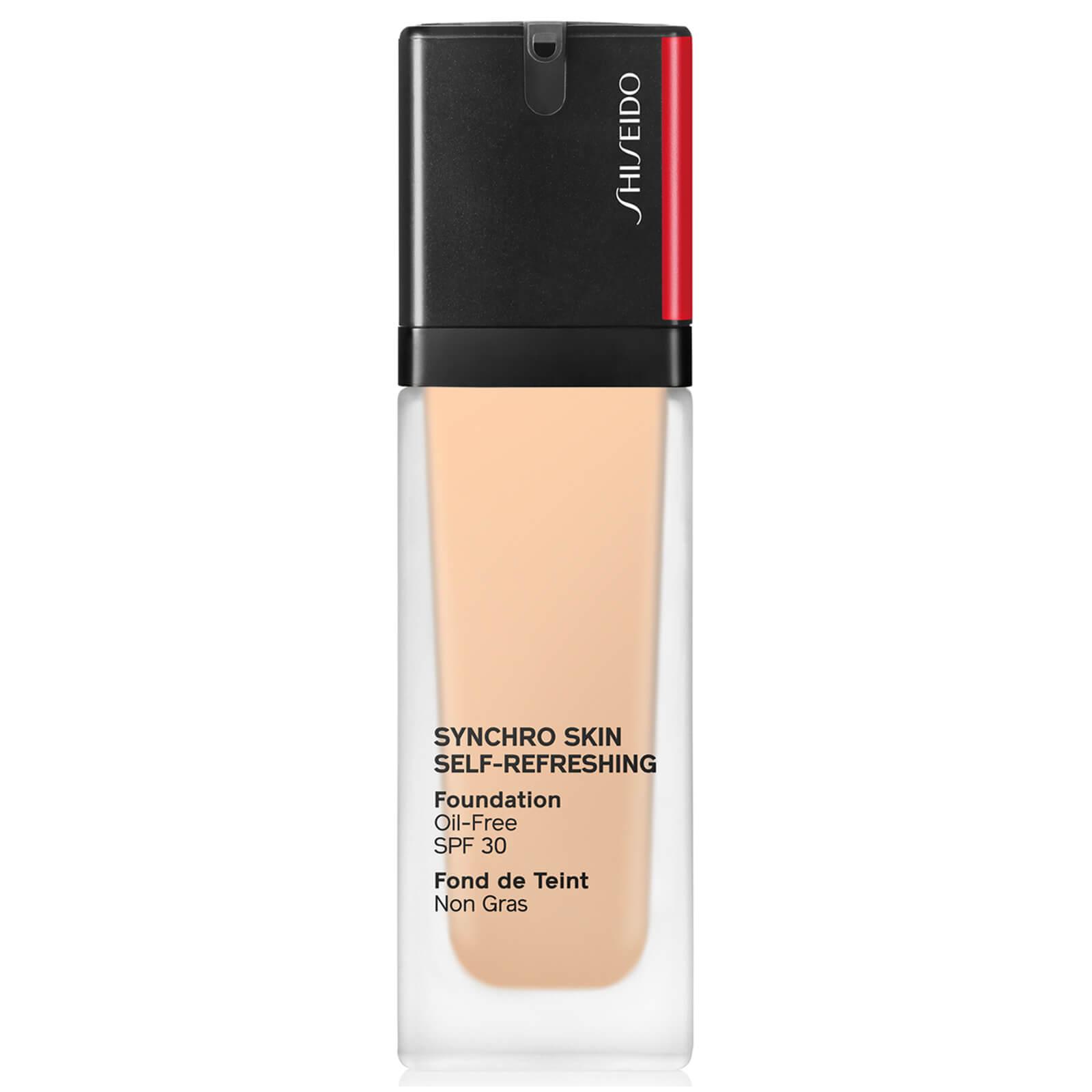 Shiseido Synchro Skin Self Refreshing Foundation 30ml (Various Shades) - 220