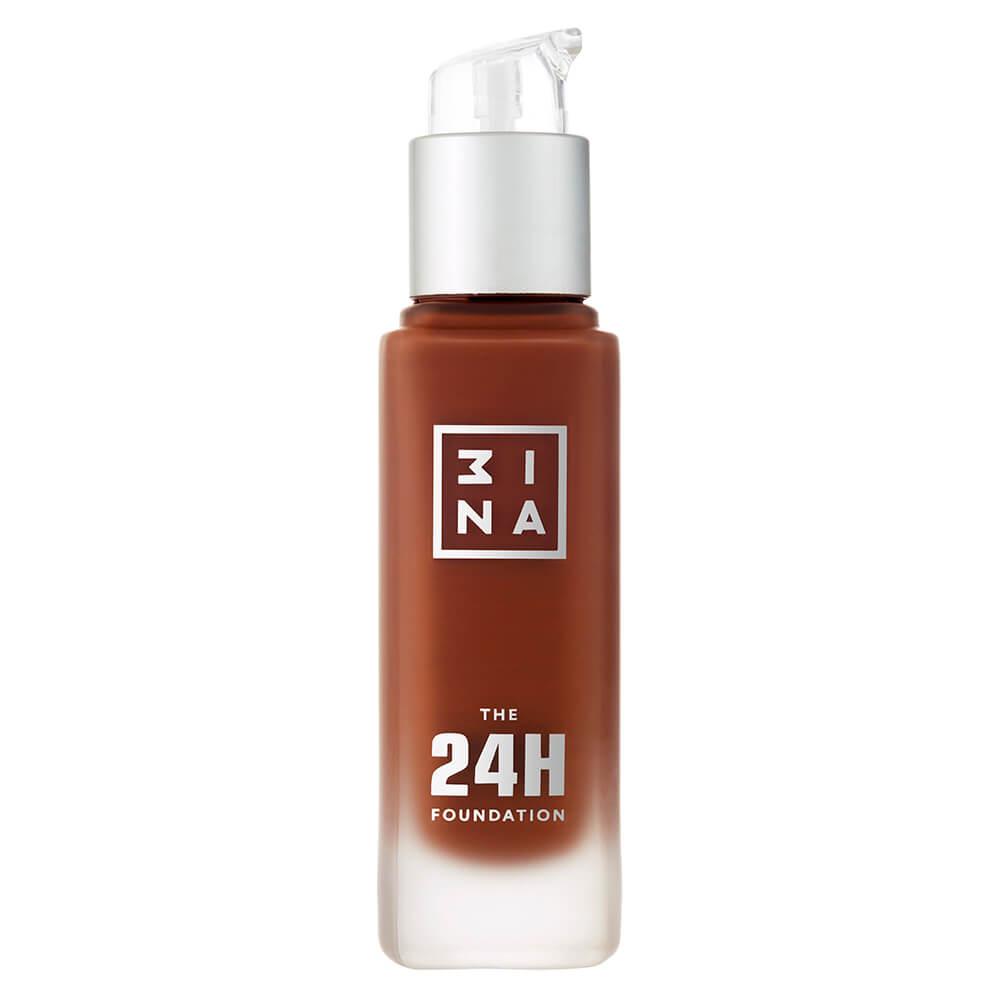 Купить 3INA Makeup The 24H Foundation 30ml (Various Shades) - 678 Grey Brown