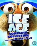 Trilogía Ice Age
