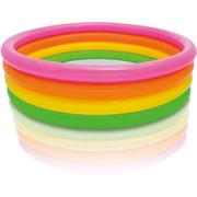 Intex Sunset Glow Kids' Paddling Pool (66 Inches)