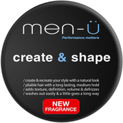 men-ü Create and Shape (100ml)