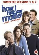 How I Met Your Mother - Season 1-2 Box Set