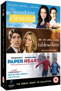 Girls' Night In Verzameling (Sunshine Cleaning / Paper Heart / Table For Three)