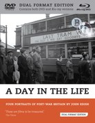Image of A Day in the Life: Four Portraits of Post-war Britain by John Krish (DVD and Blu-Ray)