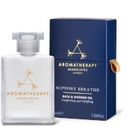 Купить Облегчающее дыхание масло для ванны и душа Aromatherapy Associates Support Breathe Bath & Shower Oil (55мл)