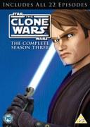 Star Wars Clone Wars - Seizoen 3