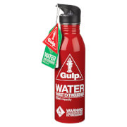 Gulp Fire Extinguisher Waterbottle - Red