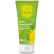 Купить Цитрусовый крем-гель для душа Weleda Citrus Creamy Body Wash (200мл)