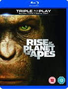Rise of the Planet of the Apes - Triple Play (Blu-Ray, DVD en Digital Copy)