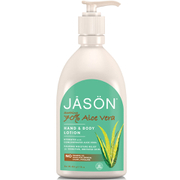 JASON Soothing 70 Aloe Vera Hand and Body Lotion (470ml)