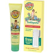 Детская зубная паста JASON Earth's Best Toddler Toothpaste 45 г фото
