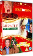 Family Christmas Triple: Home Alone / Miracle on 34th Street / Jingle All Way