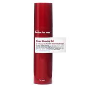 Recipe for Men - Clear Shaving Gel 100ml фото