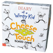 Diary of a Wimpy Kid Cheese Touch Board Game
