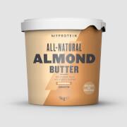 Beurre d'amandes - 1kg - Nature - Doux
