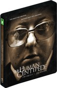 Image of The Human Centipede 1 and 2 - Limited Steelbook Edition (Blu-Ray and DVD)