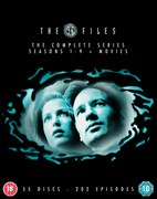The X Files - Seizoen 1-9 plus Films