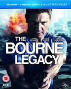 Trilogie Jason Bourne (+ Copie UV et Digitale)