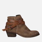 Hudson London Women's Horrigan Suede Ankle Boots - Beige - UK 3 - Beige