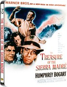 The Treasure of the Sierra Madre - Steelbook Edition (UK EDITION)