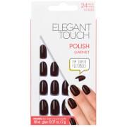 Купить Накрашенные накладные ногти Elegant Touch Pre Polished Nails— Garnet