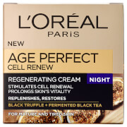 Купить Антивозрастной ночной крем L'Oreal Paris Dermo Expertise Age Perfect Cell Renew Advanced Restoring Night Cream (50 мл)