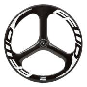 FFWD Fast Forward 3 Spoke TT/Tri Tubular Front Wheel - White