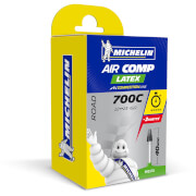 Image of Michelin A1 Aircomp Latex Road Inner Tube - 700c x 22-23mm - Presta 40mm