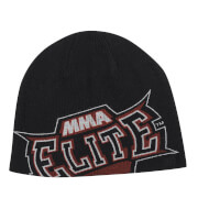 Bonnet MMA Elite Taille Unique -Noir