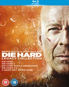 Die Hard 15 Legacy Collection (6 Discs)