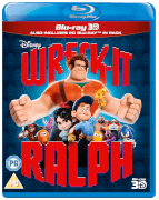 WreckIt Ralph 3D (Includes 2D Version)