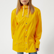 RAINS Women's Jacket - Yellow - S-M - Yellow