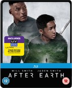 After Earth - Limited Edition Steelbook: Mastered in 4K Edition (+UV)