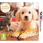 Nintendogs™ + Cats (Golden Retriever + New Friends)