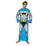 Image of DC Comic Men's Batman Adult Loungers - Blue