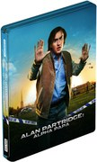 Alan Partridge Alpha Papa  Steelbook Edition  Double Play (BluRay and DVD)