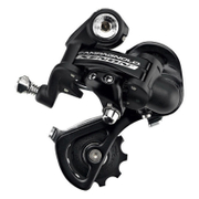 Campagnolo Xenon 9 Speed Rear Derailleur - Black