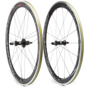Campagnolo Bullet Ultra 50 Clincher Wheelset - Campagnolo - Dark Label