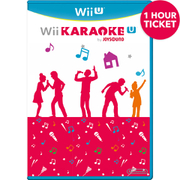 Wii Karaoke U by JOYSOUND 1 Hour Ticket - Digital Download