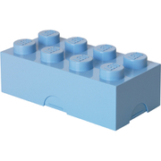LEGO Lunch Box   Light Blue
