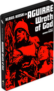 Image of Aguirre, Wrath of God - Limited Edition Steelbook