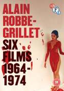 Image of Alain Robbe-Grillet - Six Film Collection (1964-1974)