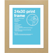 Oak Frame - 24 x 30cm