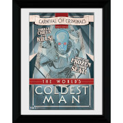 Batman Circus Coldest Man - 30 x 40cm Collector Prints